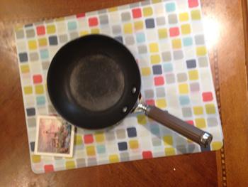 Worn out Circulon Pan