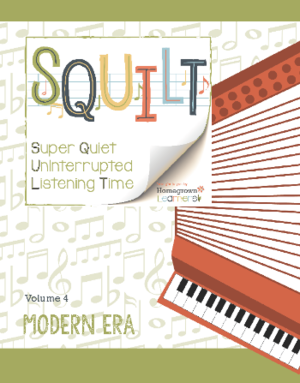 SQUILT - The Modern Era