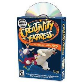 Creativity Express Kit sold on Amazon.