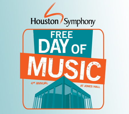 Houston Symphony Day of Music 2016 logo